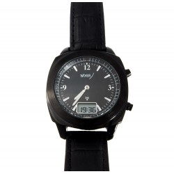 on-time Collection by Wogs Herren Funkarmbanduhr ML3302-4H
