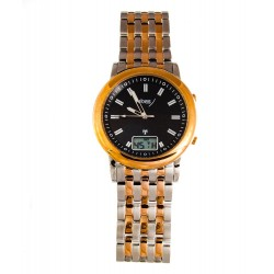 on-time Collection by Wogs Herren Funkarmbanduhr. ML3302-11