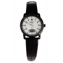 on-time Collection by Wogs Herren Funkarmbanduhr ML3305-15H