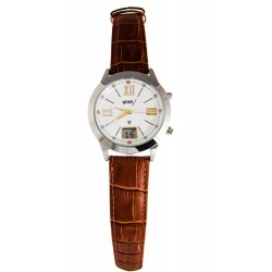on-time Collection by Wogs Herren Funkarmbanduhr ML3306-12H