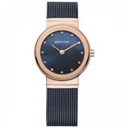Bering Damen Armbanduhr. Flach. 10126-367