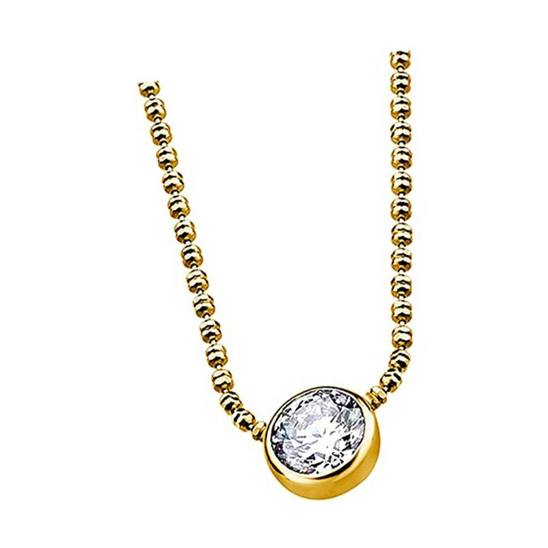 Lotus 925 Silber Damen Halskette