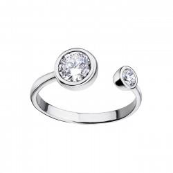 Lotus Schmuck. 925 Sterling Silber. Damen Ring