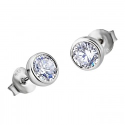 Lotus Schmuck. 925 Sterling Silber. Damen Ohrringe LP1272-4/1