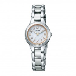Citizen Damen-Armbanduhr Analog Quarz Titan EX2030-59A