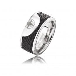 SAVE BRAVE Edelstahl-Ring Gr.63 (SBR-HAVANNA)