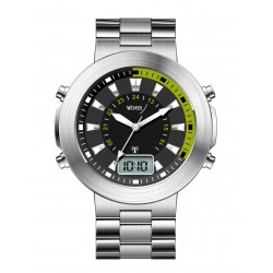 on-time Collection by Wogs Funkarmbanduhr ML3306-8H
