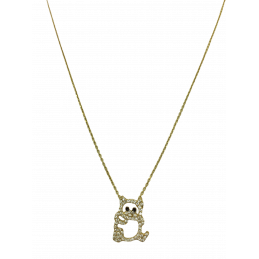 Kette kleiner Bär Gold 585...