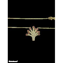 Kette Lebensbaum Gold 585...