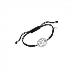 Lotus Silver Armband...