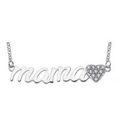 Lotus 925 Silber Halskette...