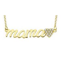 Lotus Damen Halskette mit...