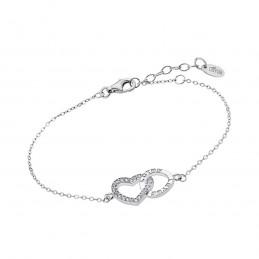 LOTUS Damen Silber Armband...