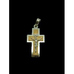 Anhänger Kreuz mit Jesus/...