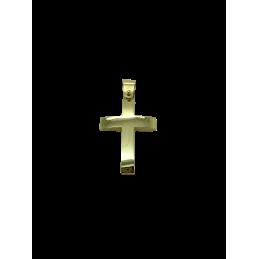 Anhänger Kreuz Gelbgold 585...