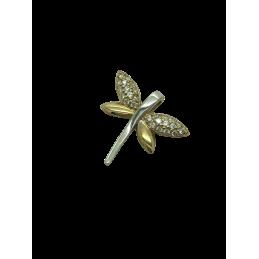 Anhänger Libelle Gold 333...