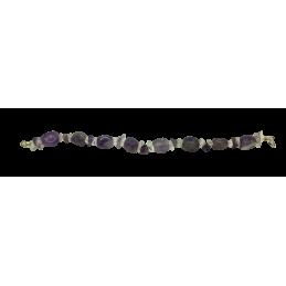 Armband Amethyst/...