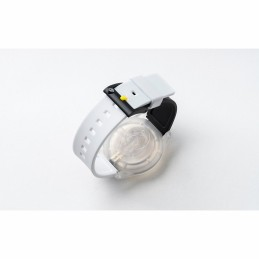 Q Q Solar Unisex-Armbanduhr SmileSolar Analog Resin RP00J005Y
